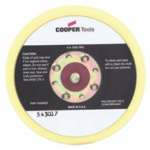 "Master Power 543023 6"" Hook And Loop Non-Vacpad"