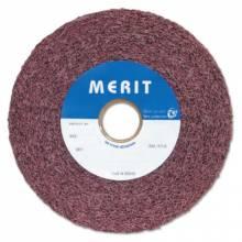 Merit Abrasives 05539563442 Metal Finishing Wheel 8X 1 X 3
