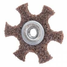 Merit Abrasives 08834185934 Merit Type Gd Stars 4 X1/4-20
