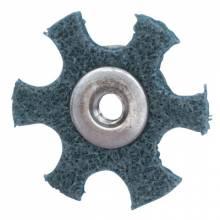 Merit Abrasives 08834185925 Merit Type Gd Stars 1-1/2 X 1/4-20