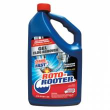 Roto Rooter 00206 Roto Rooter Gel Clog Remover 64Oz (4 EA)