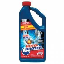 Roto Rooter 01132 Roto Rooter Gel Clog Remover 32Oz (1 EA)