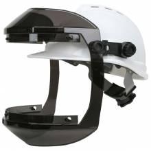 MCR Safety 483CAP Double Matrix w/ Hard Hat Attachment (6EA)