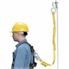 Honeywell Miller 8174MLS4-Z7/4FTYL Rope Grab W/4 Ft Manyard