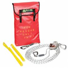 Honeywell Miller SEWPKTC/300FT Safescape Elite Rescue/Descent Device Wind Energ