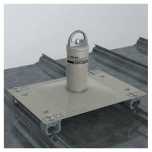 Honeywell Miller X10001 Large Base For Standingseam Spacing From 11.75