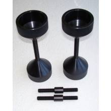 Flange Wizard 42050-TXL Two Hole Pins Threaded Extra Large