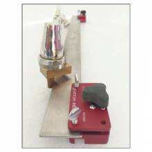 Flange Wizard MSG230 Torch Guide W/Magnetic Off/On Blocks