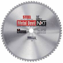 "M.K. Morse CSM1466NSC Metal Cutting Circular Saw Blade; 14"" 66 Tooth"