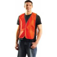 Occunomix LUX-XNTM-YR R Occlx No Tape Mesh Vest:Yel