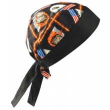 Occunomix TN5-MOT Tuff Nougies Reg Tie Hat: Mot