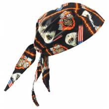 Occunomix TN6-MOT Tuff Nougies Dlx Tie Hat: Mot
