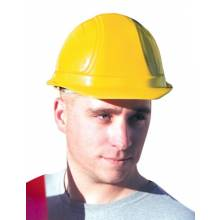 Occunomix V200-00 Vulcan Hard Hat/Ratchet:White