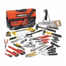 Proto TS-0037PLUM 37Pc Plumber'S Tool Set