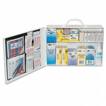 First Aid Only 6135 2 Shelf Industrial Firstaid Station