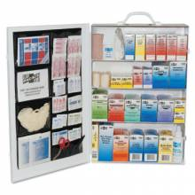First Aid Only 6175 Standard Industrial 4 Shelf Station