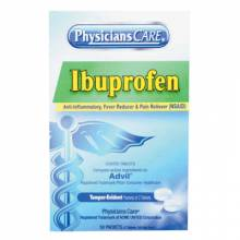 First Aid Only 90015-002 Physicianscare Ibuprofen50X2/Bx