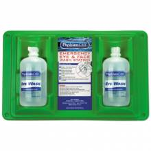 First Aid Only 90500-001 Eyewash Station  Double16 Oz. Bottle (6 EA)