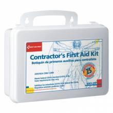 First Aid Only 9301-25P 25 Person  179 Piece Bulk Contractors Kit