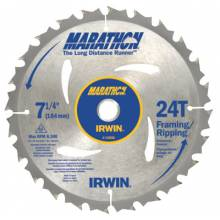 Irwin Marathon 24130 7-7 1/4-24T Marathon Coa (10 EA)