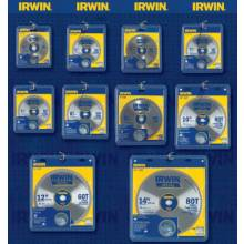Irwin 1765522 Metal Cutting Circular Saw Blade Blue