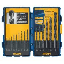 Irwin 314015 15 Piece Black Oxide Drill Bit Set