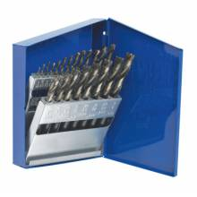 Irwin 73149 Turbomax 21 Piece Fractional Metal Index
