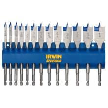 Irwin Speedbor 88887 13 Pc Speedbor Set W/Rac