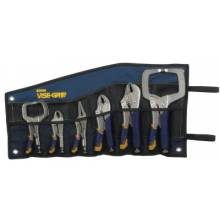 Irwin Vise-Grip 77T 2 Piece Locking Plier Set (10Wr & 6Ln) W/Fast Re