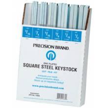 Precision Brand 14680 Assortment Of All Squarekeystk Zinc