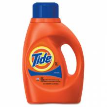 Procter And Gamble 13878 Tide Laundry Liquid 50 Oz. 2X Original Scent (6 EA)
