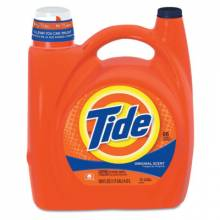 Procter And Gamble 23064 Tide Liquid 150 Oz 96 Loads Original Scent (4 EA)