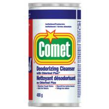 Procter And Gamble 32987 84838569 Comet Deodorizing Powder W/Chlorinol (24 CN)