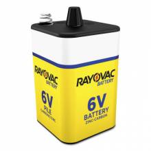 Rayovac 944C 6V Lantern Battery Spring Term