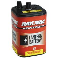 Rayovac 945R4C 22335 6V Heavy Duty Lantern Screw Term Batt (4 EA)