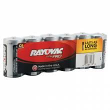 Rayovac ALC-6J 00041 C Industrialalkaline Ba (6 EA)