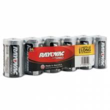 Rayovac ALD-6J 00042 D Industrialalkaline Ba (6 EA)