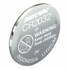 Rayovac KECR2032-1G Lithium Keyless Entry Card 1Pk Size 2032