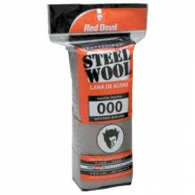 Red Devil 0311 Steel Wool Extra Fine #000 (16 EA)