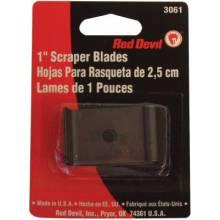 "Red Devil 3061 1"" Blade Fits 3010 Wood& Paint Scrap (2 EA)"