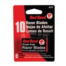 Red Devil 3270 Razor Blades Single Edge (10 EA)