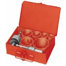 Ridgid 81500 1250 Comb Hole Saw Kit
