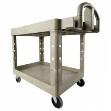 Rubbermaid Commercial 4520-88-BG 45-1/4X25-7/8 400Lb Caputility Cart