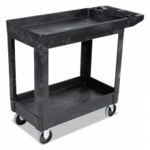 Rubbermaid Commercial FG450089BLA Hd Utility Cart