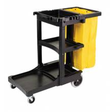 Rubbermaid Commercial FG617388BLA Cleaning Cart