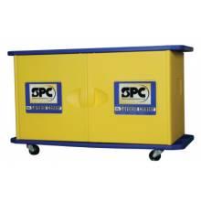 Spc SC-3000 Sorbent Center Cabinet