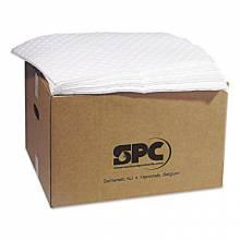 """Spc SXT100 Sxt Oil Only Pad  15"""" X19""""  Hvy Wt  Case/100 (100 EA)"""