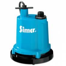 Simer Pumps 2300-04 1/4Hp Classic Geyser Submersible Utili