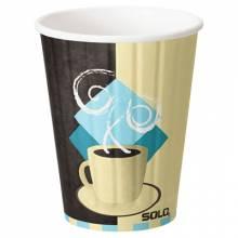 Solo IC12J7534CT Cup Coffee Insld 12Oz Bge (600 EA)