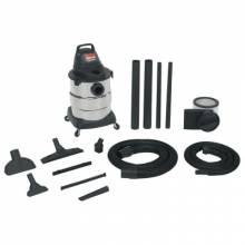 Shop-Vac 6000110 6 Gal. 4.5 Peak Hp Stainless Wet/Dry Vac